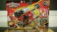 Power Rangers Megaforce Ultra Red Ranger Zord Vehicle Могучие Рейнджеры