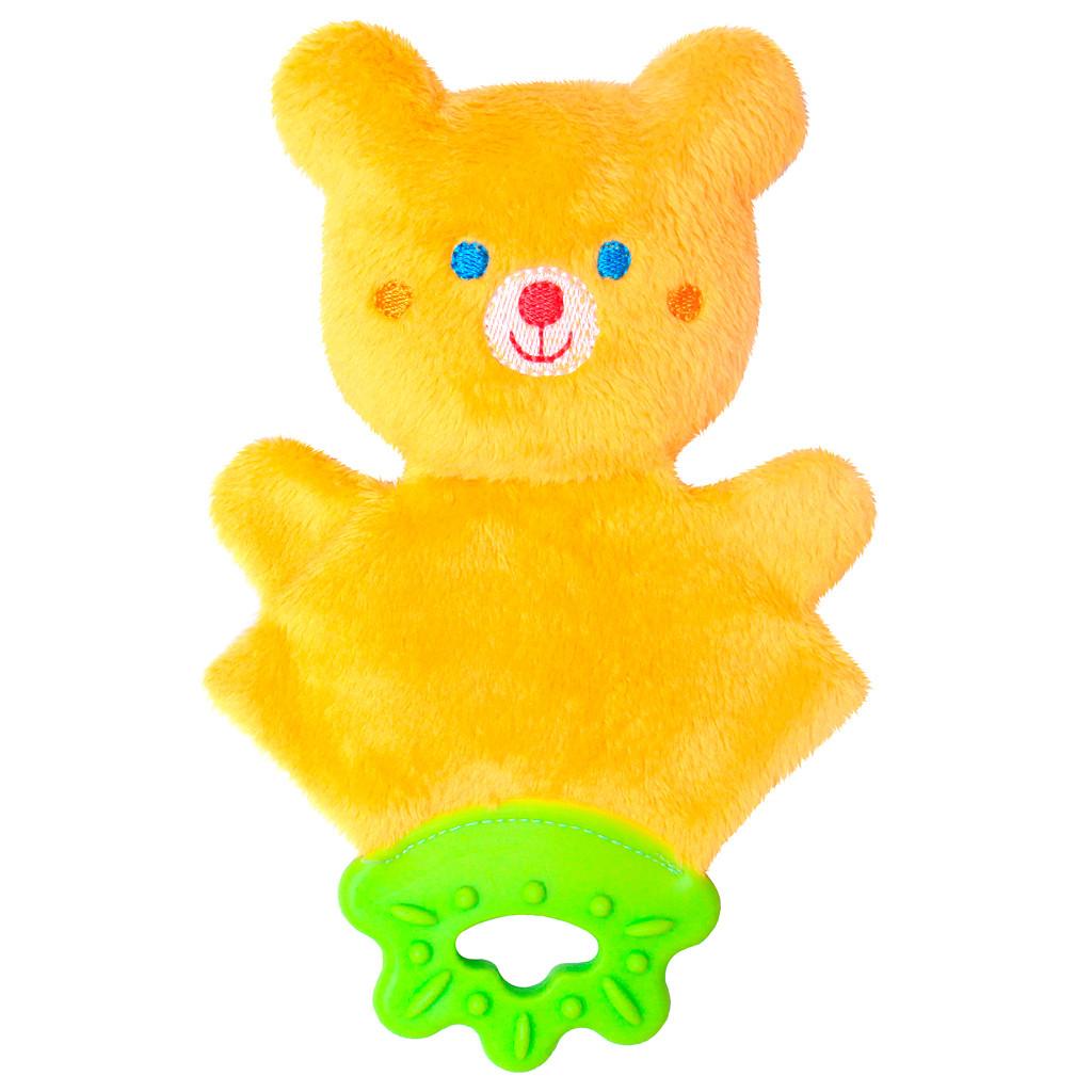 "Мякиши ""ШуМякиши"" Мягкая игрушка-прорезыватель - Мистер Тед"