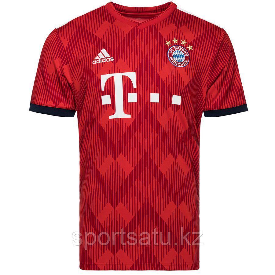 Футбольная форма Бавария Мюнхен сезона 2018-19 домашняя