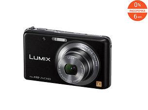 Фотоаппарат Panasonic DMC-FX80EE-K