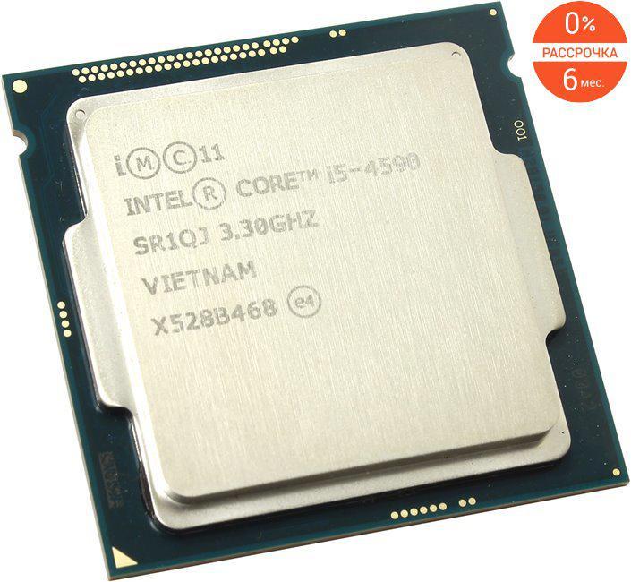 Процессор Intel i5 4590
