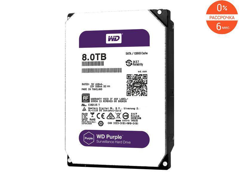 Жесткий диск Western Digital WD80PUZX