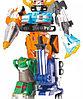 Power Rangers Operation Overdrive TransMax Vehicle & Figure Set C Могучие Рейнджеры