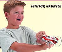 Power Rangers RPM Red Ignitor Gauntlet Могучие Рейнджеры, фото 1