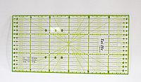 Портновская линейка для квилтинга 30*15 см, фото 1
