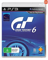 Gran Turismo 6 для PS3 (Нет в наличии)