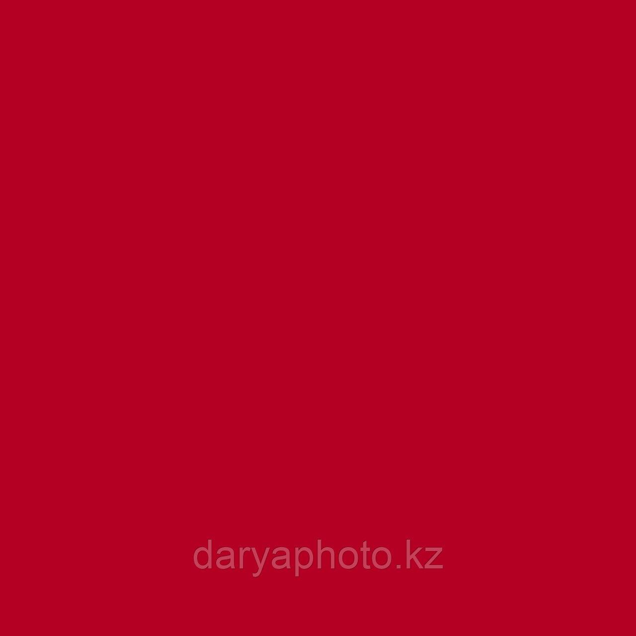 Красный Фон бумажный. Фотофон. Фон для фотостудии
