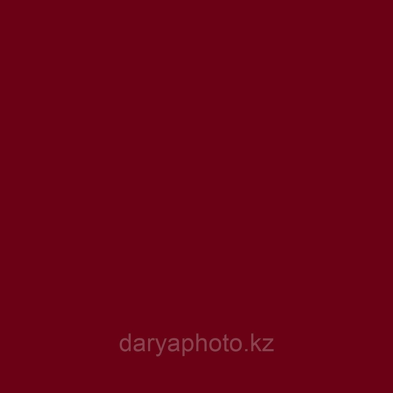 Бордовый Фон бумажный. Фотофон. Фон для фотостудии
