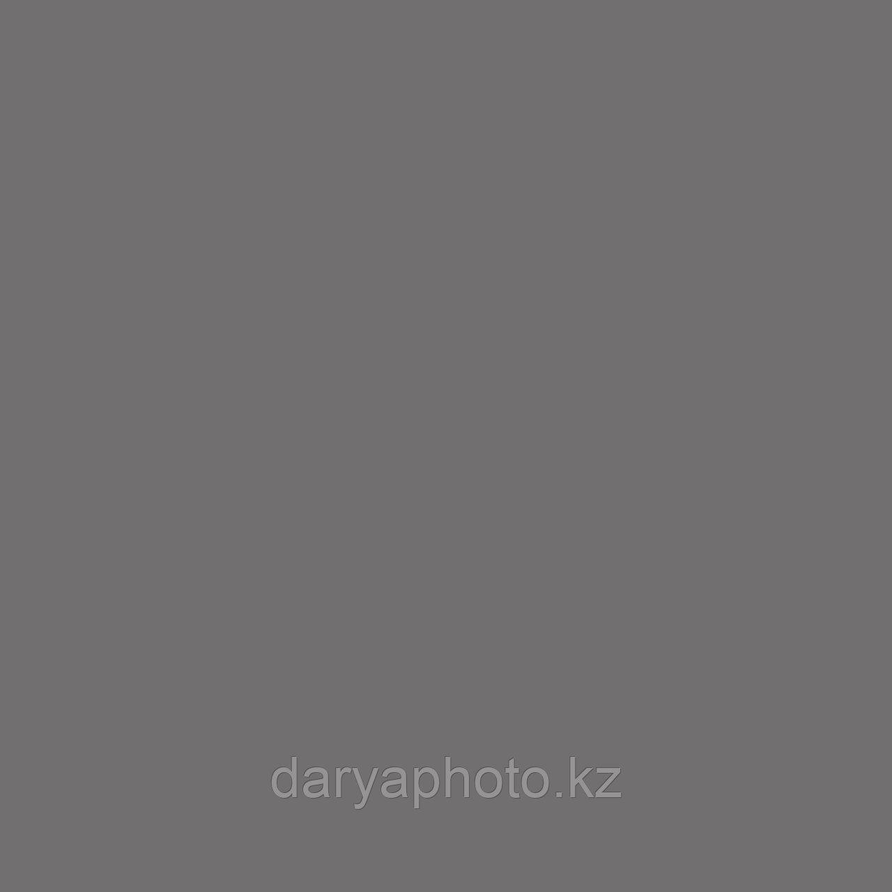 Серый Фон бумажный. Фотофон. Фон для фотостудии
