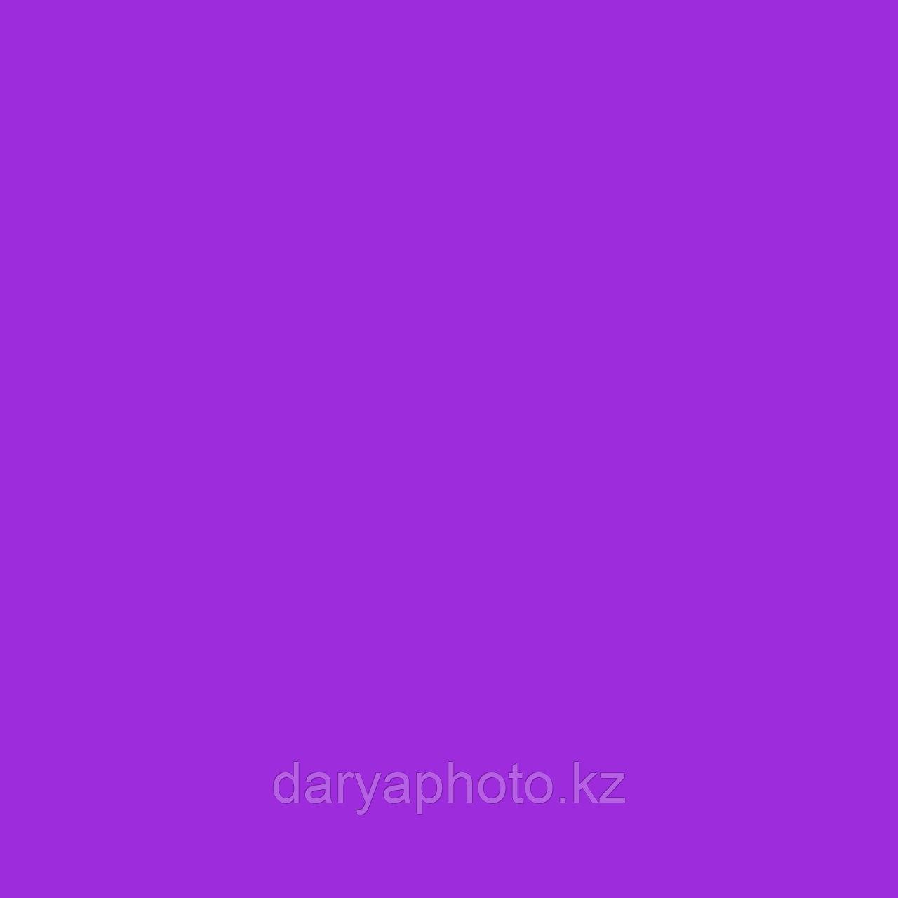 Фиолетовый Фон бумажный. Фотофон. Фон для фотостудии - фото 1