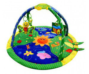 Коврик Babyhit PM-02 Beautiful Garden