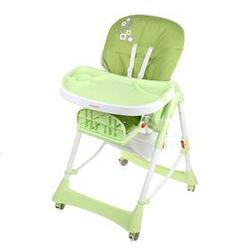Стульчик детский APPETITE Green