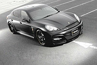 Обвес WALD на Porsche Panamera, фото 1