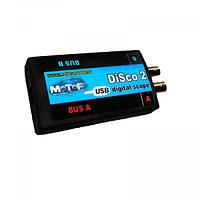 DiSco2 USB осциллограф