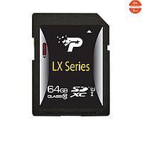 Карта памяти Patriot LX Series PSF64GSDXC10 64GB