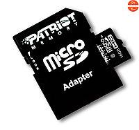 Карта памяти Patriot LX Series PSF16GMCSDHC10 16GB