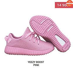 Кроссовки Yeezy Boost Pink