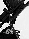 Коляска SKILLMAX 3в1 с автолюлькой, черный, фото 4