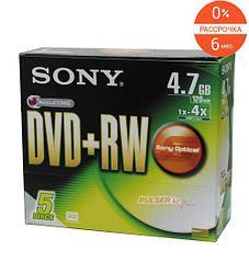 DVD+RW Sony DPW47S1