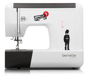 Швейная машинка bernette sublime London 3