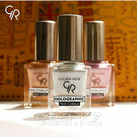 Лак для ногтей HOLOGRAPHIC Nail Color (10.5ml) - фото 6