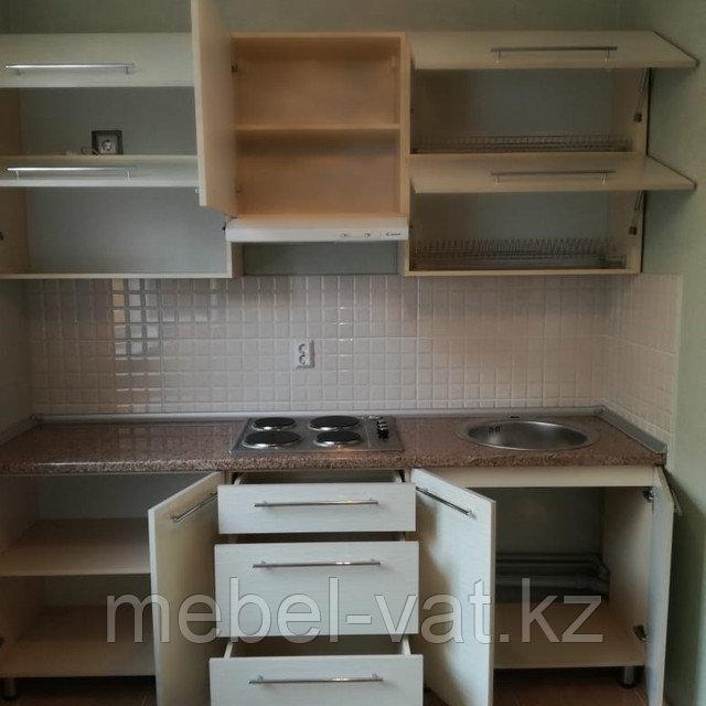 Кухня акрил Алматы
