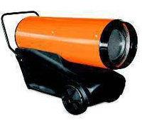 Дизельная пушка Профтепло ДК-45П-Р апельсин пластик с дисплеем, фото 1