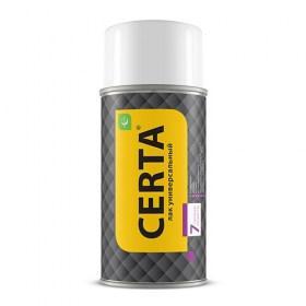 """Эмаль термостойкая """"Церта""""черная аэрозоль +750С 1,0 кг"""