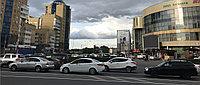 Реклама на экране ТЦ Жаннур в Астане, фото 1