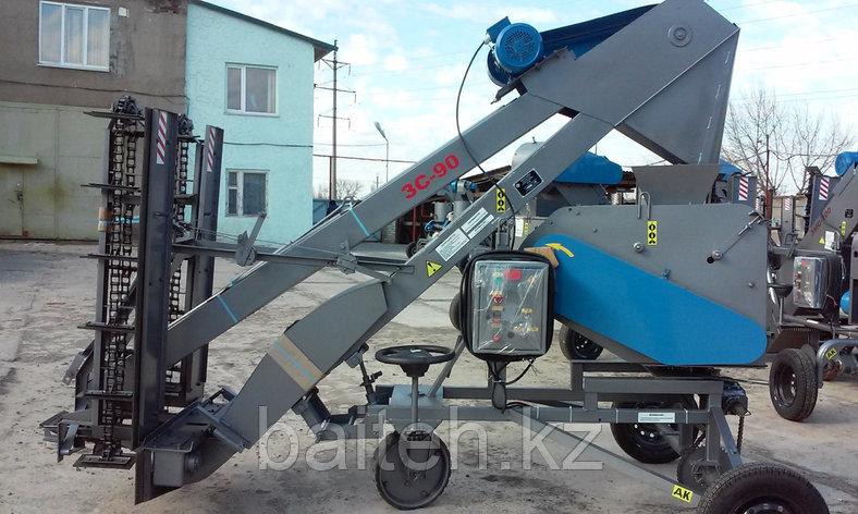 Зернометатель самопередвижной ЗС-90МР, фото 2
