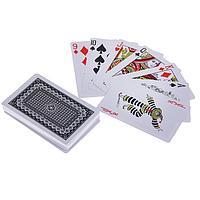 Карты игральные пластиковые Royal, 54 шт., 25 мкм, 8,7 × 5,7 см, пластиковая коробка, микс, фото 1