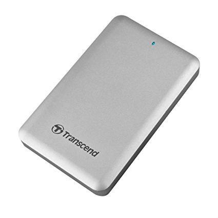 Внешний диск SSD 256GB для Apple Mac Transcend TS256GSJM500
