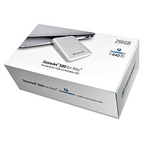 Внешний диск SSD 256GB для Apple Mac Transcend TS256GSJM500, фото 3