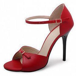 Женская обувь для танго