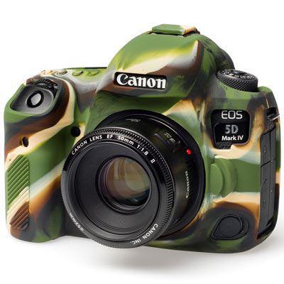 """Копия CANON 5D MarK IV (4) Защитный силиконовый чехол """"камуфляж"""""""