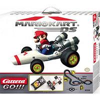 Автотрек Carrera Go Mario Kart DS Управляемый с двумя машинками , 200х112 см, фото 1