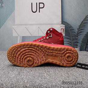 Зимние кроссовки Nike Lunar Force 1, фото 2
