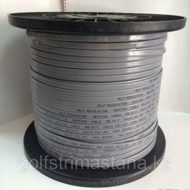 SRL 16-2, Саморегулирующийся нагревательный, греющий кабель (без оплетки) - 16 Вт