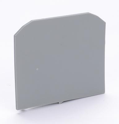 Заглушка боковая ЗБК-35 35 мм² (серая, голубая)