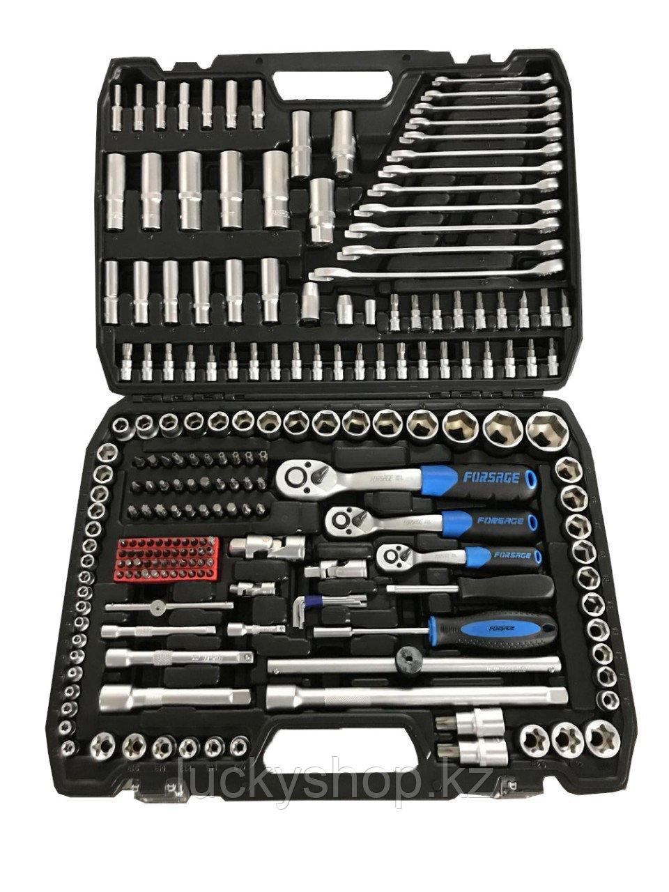 Инструменты Forsage 216 предметов