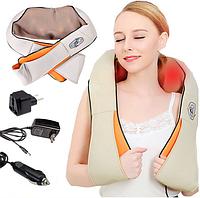 Массажер для тела роликовый  (Massage of neck kneading) , фото 1
