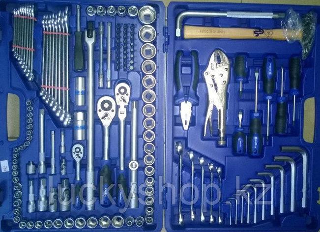 Инструменты King Roy 142 предметов, фото 2