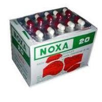Капсулы NOXA 20 для лечения патологий опорно-двигательной системы .