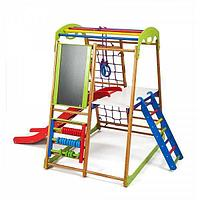Детский спортивный комплекс для дома BabyWood Plus 3