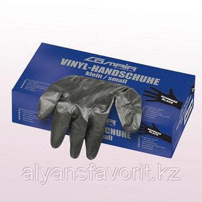 Перчатки виниловые, неопудренные