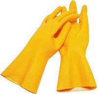 Перчатки гелиевые, универсальные.