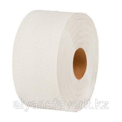 Туалетная бумага Jambo 150 м, двухслойная  12 рул. в упаковке, фото 2