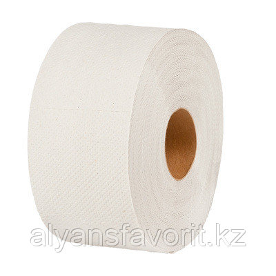 Туалетная бумага Jumbo (Джамбо) 150 м. двухслойная (Казахстан), фото 2