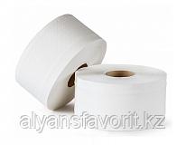 Туалетная бумага Джамбо 1*12 100м  (ц) и Софт, фото 2