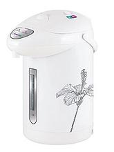 Термопот HOMESTAR HS-5001 2,5л,0,75кВт,серые цветы